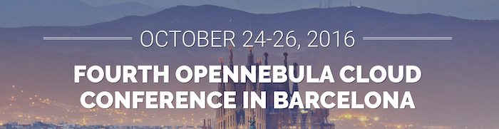 RDlab at the OpenNebulaConf 2016