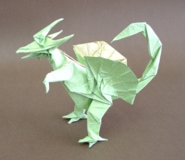 How to Origami a Weiss kangaroo « Origami