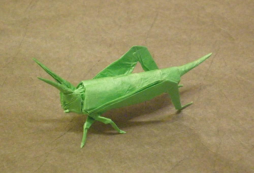 Marc Vigo Origami Page