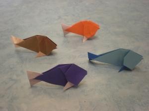 origami vigo